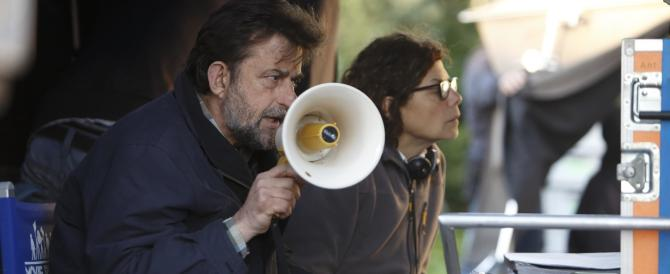 """Nanni Moretti e quel film che parla della mamma ma demolisce il """"renzismo"""""""