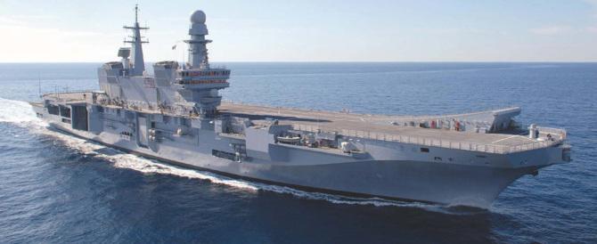L'Italia vada in Libia ad affondare i barconi vuoti degli scafisti