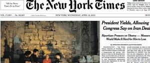 Trump ossessionato da Hillary? Balle, è il NYT a essere ossessionato da Trump