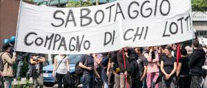 Vergogna No-Tav: cori offensivi contro l'ispettore Raciti e i morti di Nassiriya