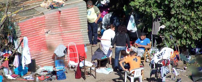 Tentano di rapire una diciottenne a Roma: arrestate tre donne rom