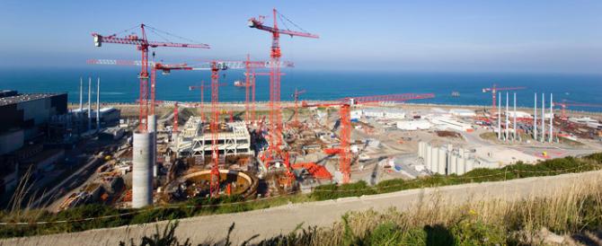 Acciaio troppo fragile nel reattore Epr francese di Flamanville, paura in Italia