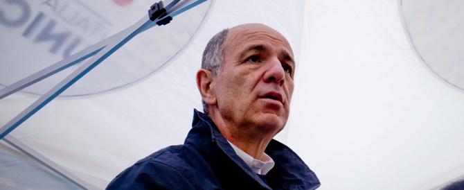 Il 25 Aprile di Passera: «Resistenza? Sì, ma contro l'Italicum»