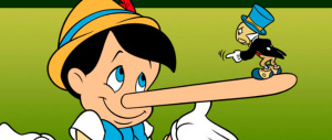 Le bugie del burattino e le tasse che continuano ad aumentare