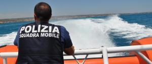 Trapani, arrestato scafista senza gamba: fece ribaltare un barcone