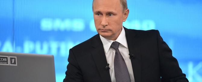 Putin: «Contro di noi è stata scatenata una guerra di fango e menzogne»