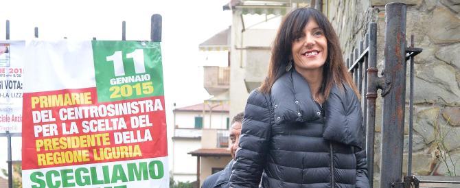 Alluvione: indagata la Paita, candidata del Pd in Liguria. Che farà Renzi?
