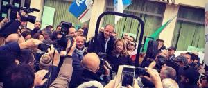 Rampelli contro l'embargo francese sui prodotti italiani: Renzi sveglia!