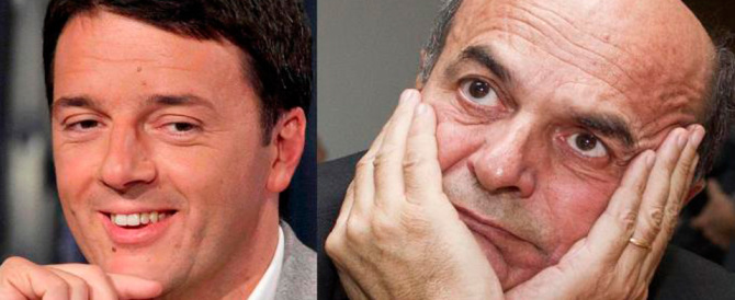 Fiducia, lo sfogo di Bersani: «Questo non è più il mio partito»