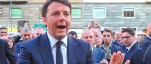 Renzi zittisce i dissidenti e minaccia: «La sorte del governo è legata all'Italicum»