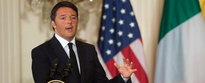 Gaffe e bla-bla inconsistenti: ecco la politica estera del governo Renzi