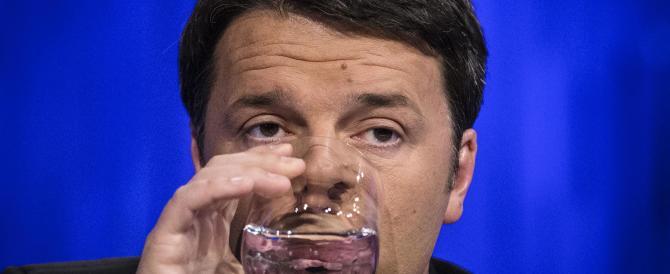 """""""O l'Italicum o a casa"""". Renzi minaccia i suoi e fa battutacce su Letta e Prodi"""