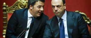 """Ncd prepara le carte del divorzio da Renzi: """"Scegli, o noi o i gay"""""""