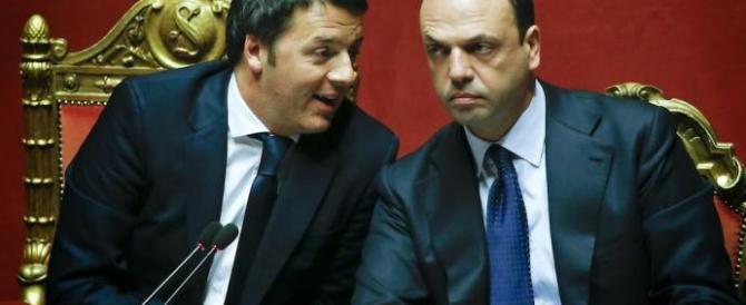 """Migranti, ecco le bugie del governo Renzi-Alfano sullo """"sconto"""" sul deficit"""