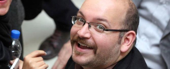 Iran, giornalista Usa da 8 mesi in carcere. L'accusa: è una spia