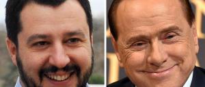 Regionali, tra Salvini e Berlusconi un accordo forte con qualche incognita