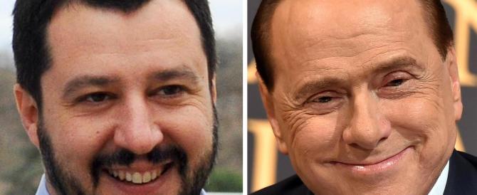 E' fatta: Salvini e Berlusconi siglano la nuova alleanza contro la sinistra