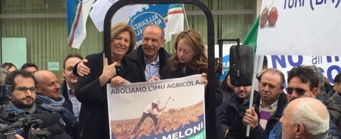 Puglia, centrodestra alla ricerca della quadra. Derby Poli Bortone-Schittulli?
