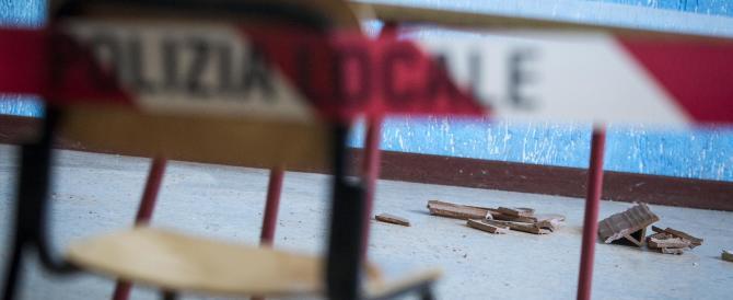Ottomila edifici fuori uso: ecco lo stato disastroso delle scuole italiane