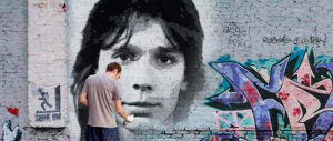 """Ramelli, deturpato il murales che lo ricorda. De Corato: """"Seminano odio"""""""