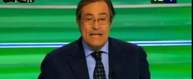 Lo sfogo in diretta del giornalista La7 Sommajuolo: vado in pensione, basta cazziate…