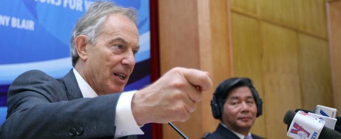 Tony Blair interviene nella campagna elettorale: no al referendum sulla Ue