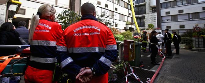Tragedia a Milano, quattro donne anziane morte in due diversi incendi