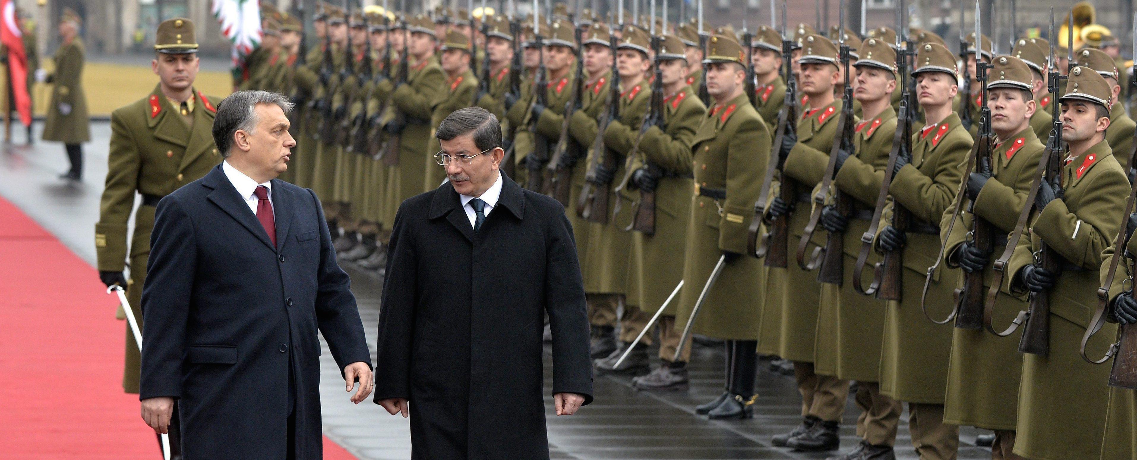 Il premier ungherese Viktor Orbàn