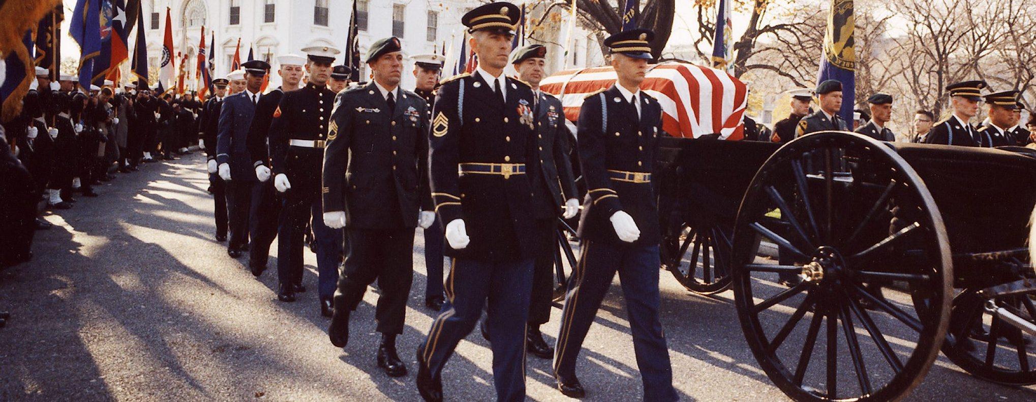 I funerali di JFK