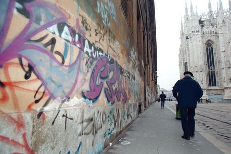milano graffiti