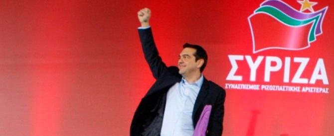 """Tsipras """"clientelare"""". E vuol farci pagare posti pubblici e pensioni d'oro"""