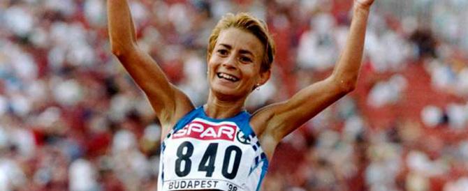 Atletica in lutto: è morta Annarita Sidoti, campionessa di marcia