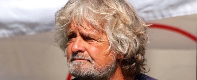 Le toghe colpiscono anche Grillo: è stato condannato per diffamazione