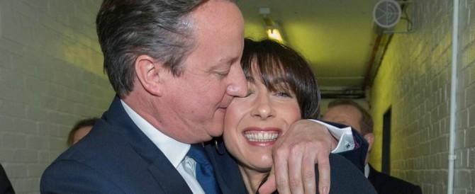 La destra vince in Gran Bretagna, Cameron stende i laburisti