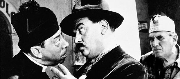 Peppone e Don Camillo addio: ora la Festa dell'Unità si fa in parrocchia