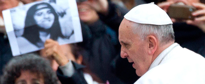 Caso Orlandi, nessuna indagine in corso: la famiglia sporge denuncia di scomparsa in Vaticano