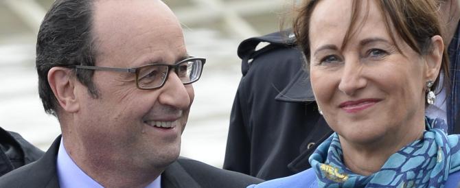 """Sesse, bugie e socialismo: la """"ricetta d'amore"""" di Hollande e Segolene"""