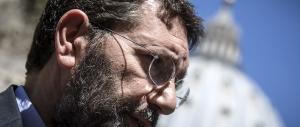 Marino lasciato solo in Campidoglio. Parte lo sfottò: «Fatti aiutare da Renzi»