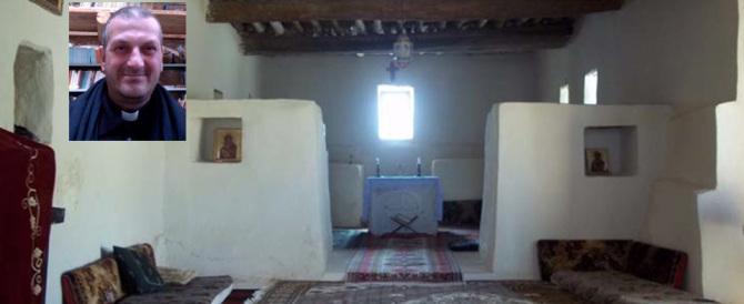 Rapito in Siria il prete Jacques Murad della Comunità di padre Dall'Oglio