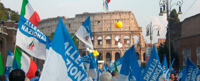 Per la prima volta vince un centrodestra autonomo da Berlusconi
