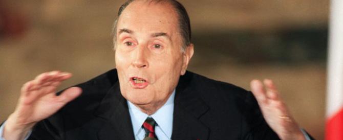 Rivelazioni-choc su Mitterrand. La compagna: eutanasia con un'iniezione