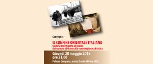 A 40 anni dal trattato di Osimo un convegno della Fondazione An