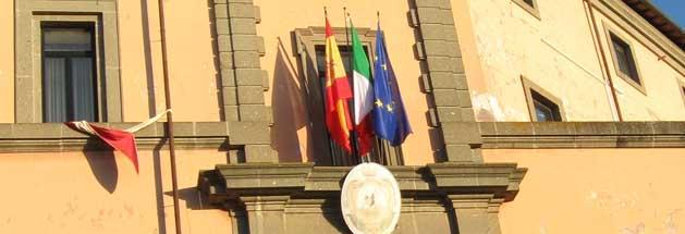 Palazzo Colonna, sede del comune di Marino