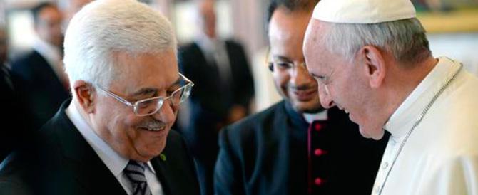 """Il Vaticano riconosce lo Stato della Palestina. La """"delusione"""" di Israele"""