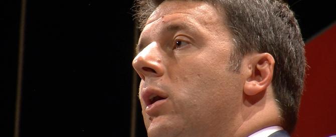 Renzi a Trento rompe il silenzio elettorale. Sul web spunta #matteostaiacasa