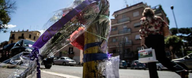 Sit in del centrodestra: basta violenze rom. Marino: Roma non sia razzista