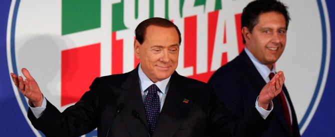 Berlusconi: «Non mi candido a premier, aiuto il centrodestra a vincere»