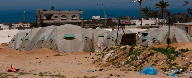 Israele, al via costruzione barriera anti-tunnel al confine con Gaza