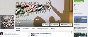 """Scuola, tutti contro Renzi: in piazza la protesta dei """"gessetti rotti"""""""