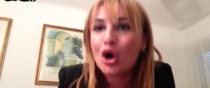 La candidata Rosa Criscuolo: impresentabile io? Ma andate a fanc.. (Video)